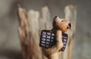 business-bear